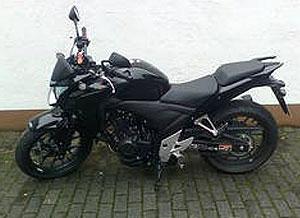 Honda CB500F ABS 48PS