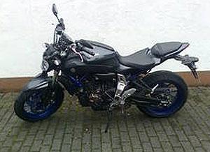 Yamaha MT-07 ABS 75PS