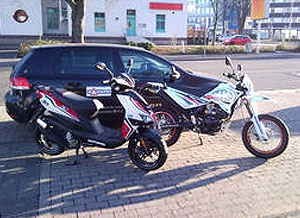 Motowell 50ccm / SuperMoto125ccm
