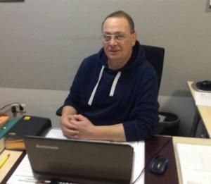 Peter Dresler Inhaber der Fahrschule